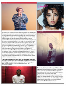 Atlantic Records Artist 2016 Page