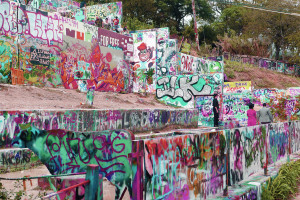 Halloween And Graffiti Park9