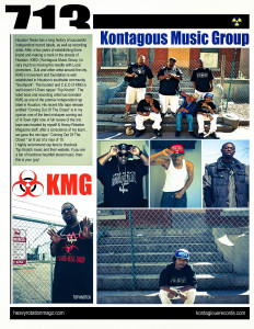 Kontagous Music Group page2