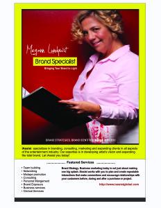 Megann Lundquist Ad