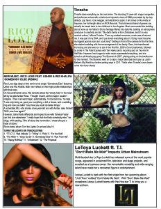 Tinashe Rico Love Letoya Promotion ad