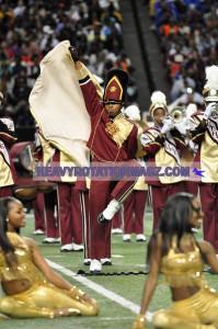 BCU drum major