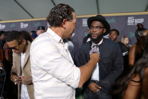 Bet HipHop Awards 2015 Red Carpet Big KRIT 2