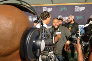 Bet HipHop Awards 2015 Red Carpet DJ Khaled 2