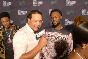 Bet HipHop Awards 2015 Red Carpet casey veggies